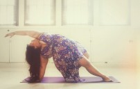 Valerie from Big Gal Yoga!