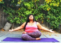 Click Here for more Big Gal Yoga!