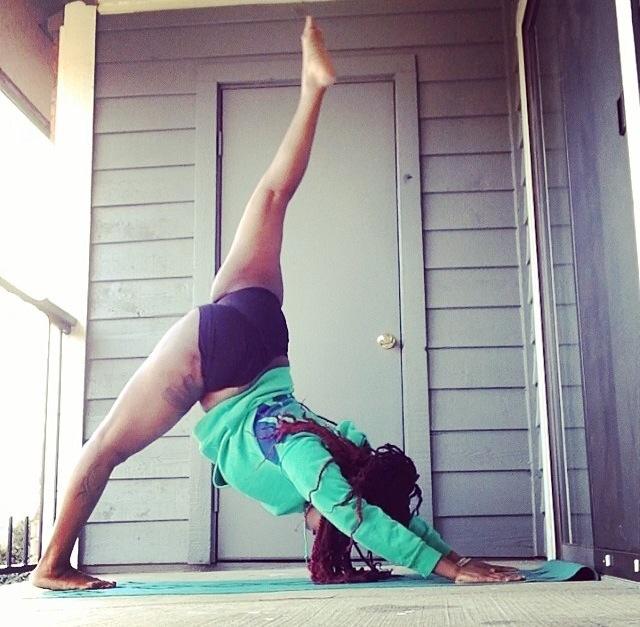 I Didn't Know Black People Did Yoga! | Yoga ॐf Color